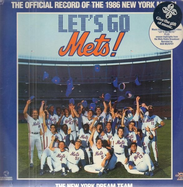 The New York Mets Let's Go Mets! (STILL SEALED)