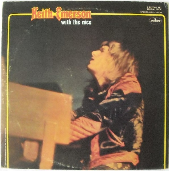 the nice keith emerson with the nice
