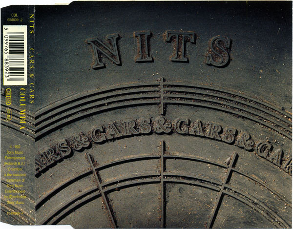 THE NITS - Cars & Cars - CD single