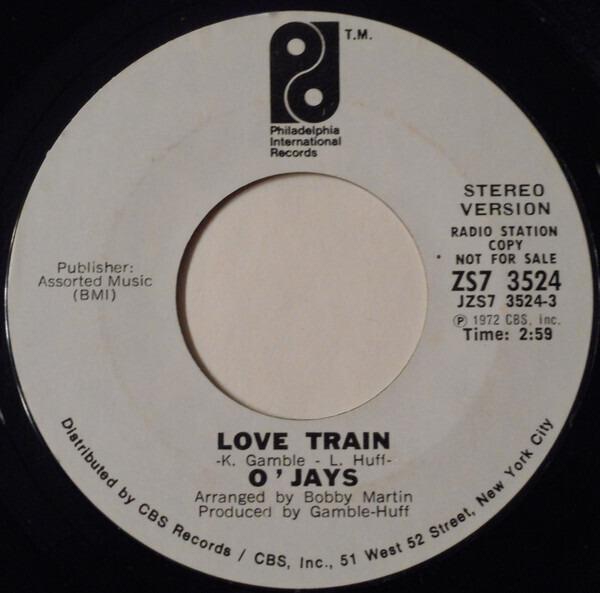 #<Artist:0x00000007275b30> - LOVE TRAIN