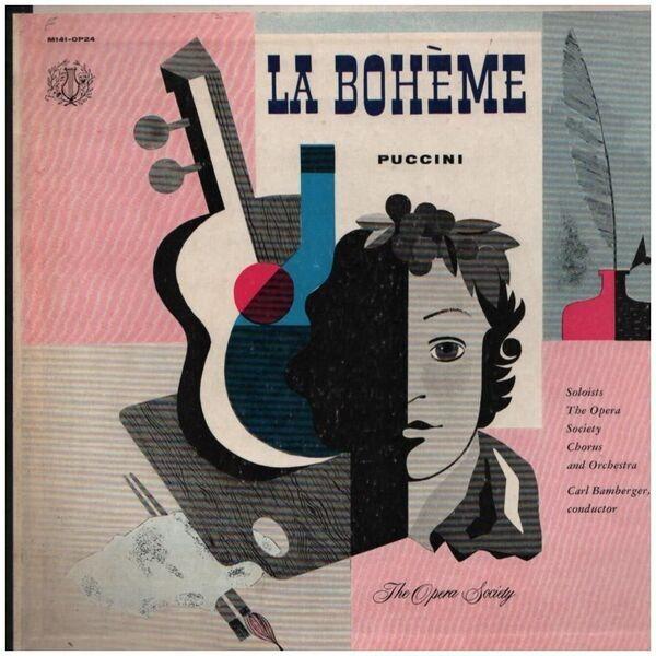 #<Artist:0x00007fd8ee3ecf50> - La Boheme