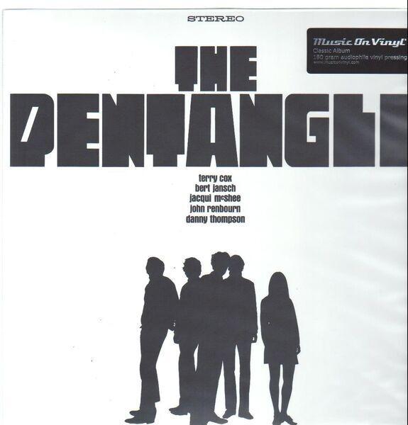 #<Artist:0x007f4828aa8eb8> - The Pentangle