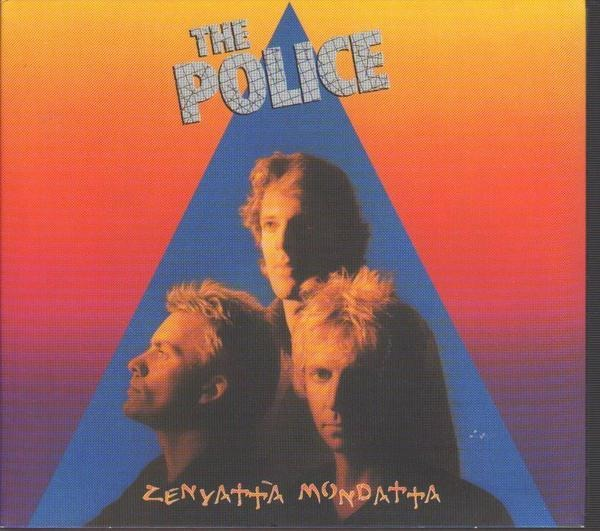 THE POLICE - Zenyatta Mondatta (DIGIPAK) - SACD