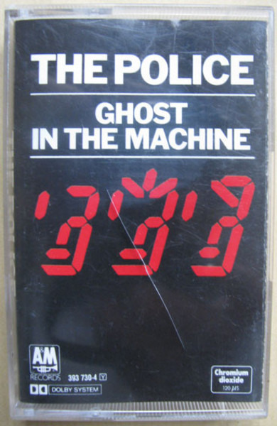 #<Artist:0x00007fd8e39eeb20> - Ghost in the Machine