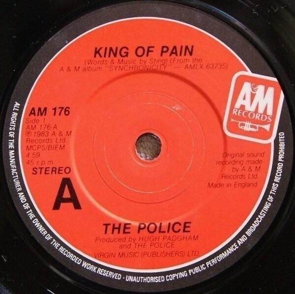 #<Artist:0x00000000089053f0> - King Of Pain