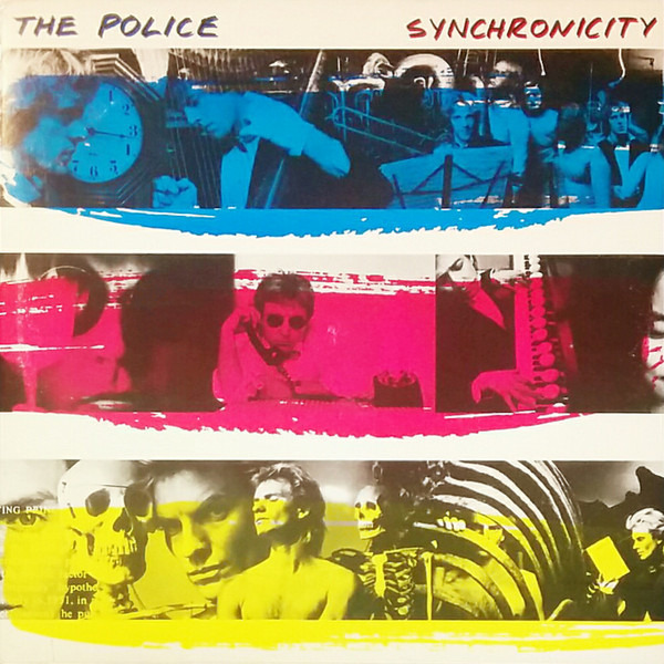 Synchronicity The Police Lp Recordsale
