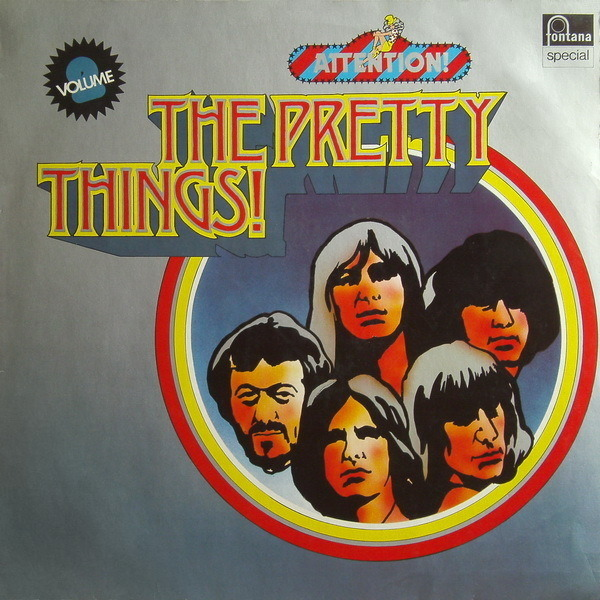 the pretty things attention! the pretty things! vol. 2