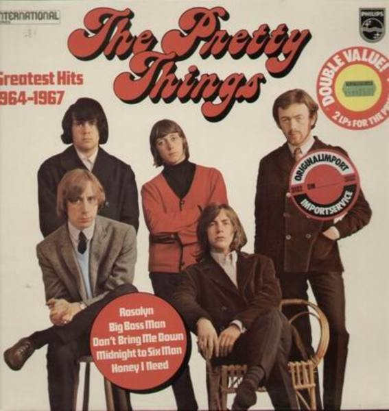 #<Artist:0x007f482afa4e10> - Greatest Hits 1964-1967