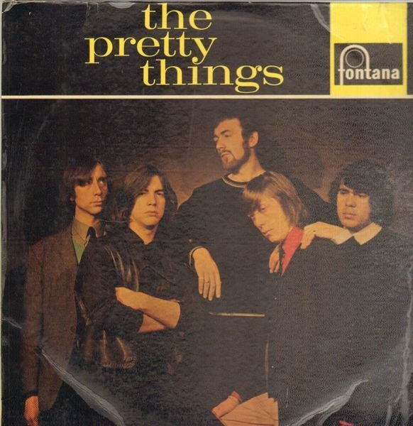 #<Artist:0x007f27631bee28> - The Pretty Things