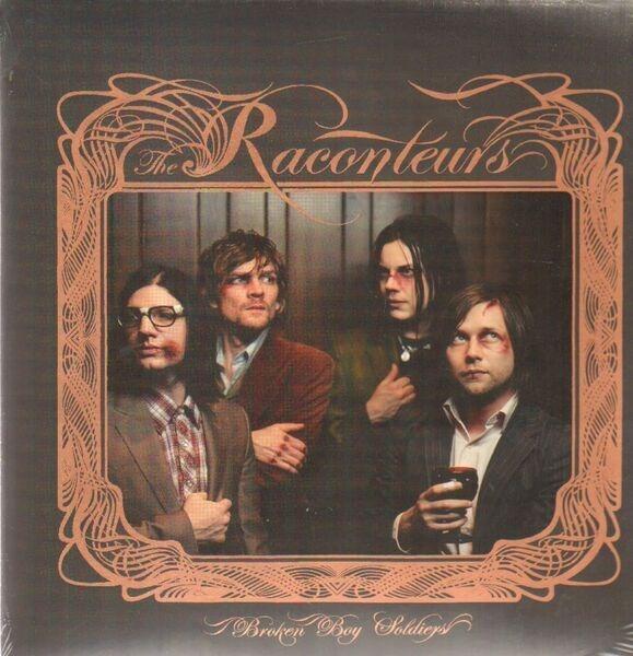 album the raconteurs