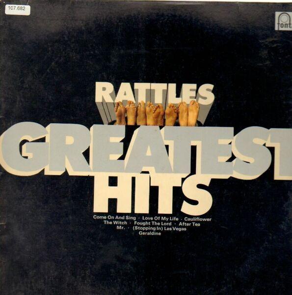 #<Artist:0x007f8235ba0b30> - Rattles' Greatest Hits