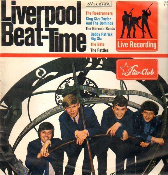 #<Artist:0x007faf3a004380> - Liverpool Beat-Time Im Star Club Hamburg