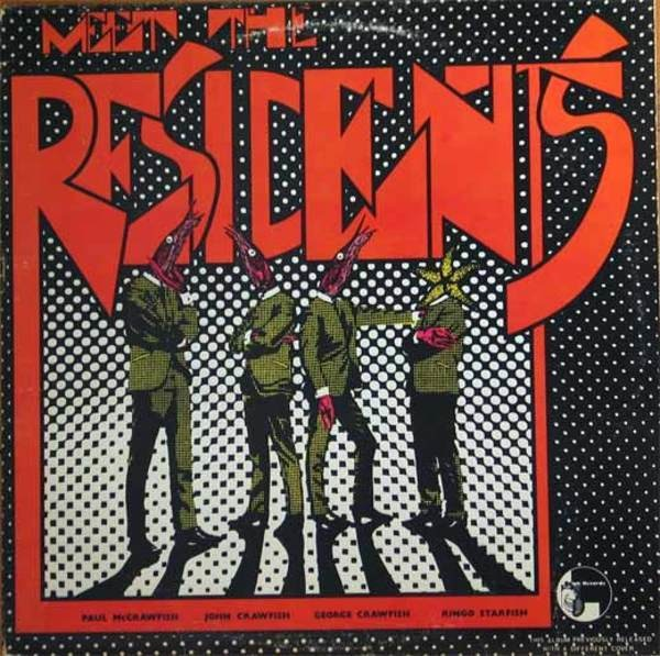 Residents - Meet The Residents CD