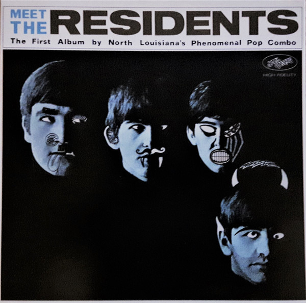 Residents - Meet The Residents (green)