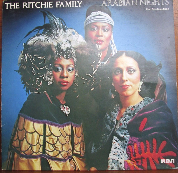 Ritchie Family Arabian Nights Records Lps Vinyl And Cds