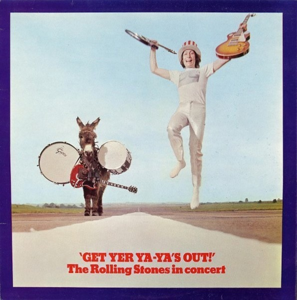 the rolling stones get yer ya-ya's out! (the rolling stones in concert)