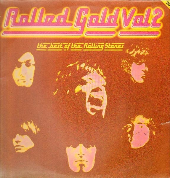 #<Artist:0x00007fcea5c30138> - Rolled Gold, Vol. 2 - The Best Of The Rolling Stones