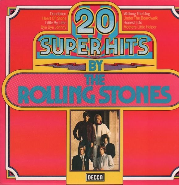 Rolling Stones Vinyl Record And Cd Price Guide
