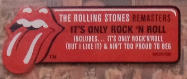 The Rolling Stones It's Only Rock 'N Roll (SUPER JEWEL CASE)