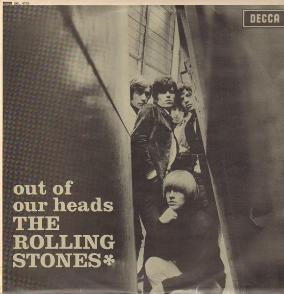 The Rolling Stones Out Of Our Heads (ORIGINAL 1ST UK, STEREO)