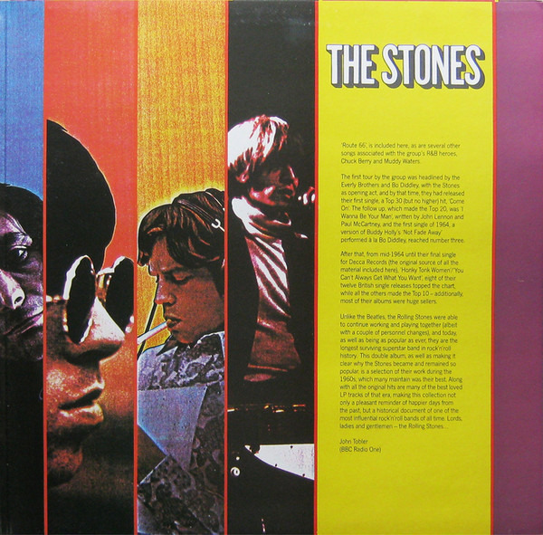Story of the stones by The Rolling Stones, LP x 2 with recordsale
