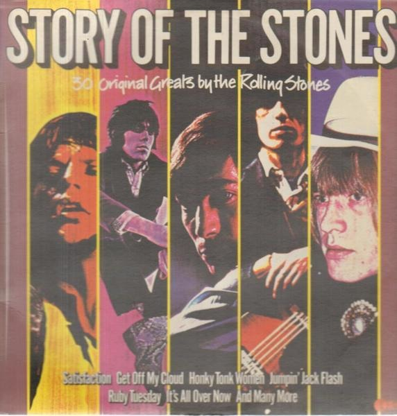 #<Artist:0x007fe3357feef8> - Story Of The Stones