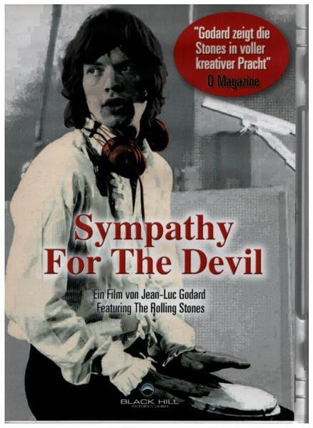 Rolling Stones 12 inch Vinyl Record Inspired Pop artSympathy for the devil