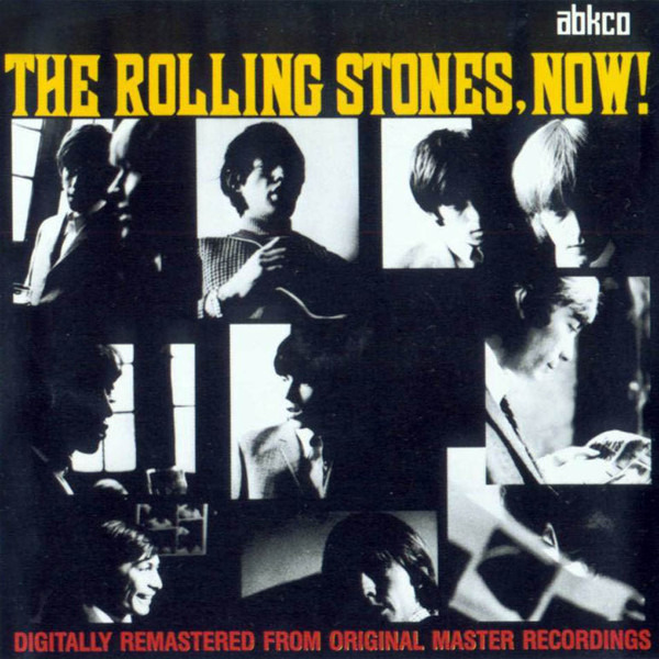 #<Artist:0x00000000076b0060> - The Rolling Stones, Now!