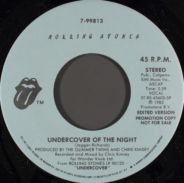 #<Artist:0x00007f6510a0c4c8> - Undercover Of The Night