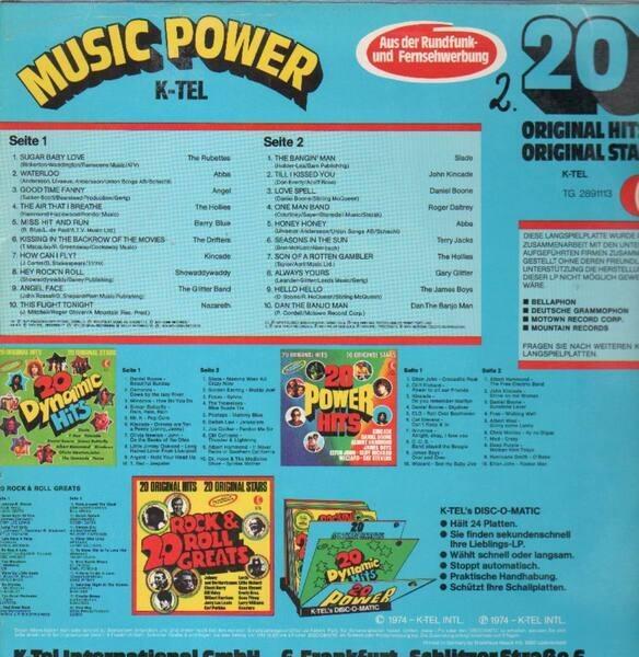 #<Artist:0x007f9491144088> - Music Power