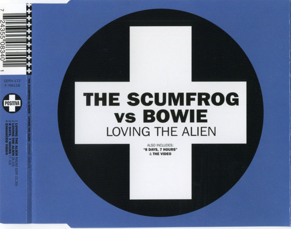 The Scumfrog vs David Bowie Loving The Alien