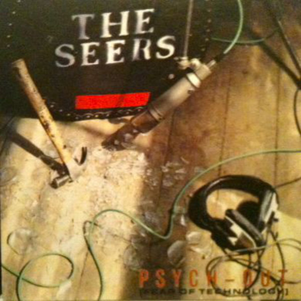 THE SEERS - Psych Out [Fear Of Technology] (CARD SLEEVE) - CD single