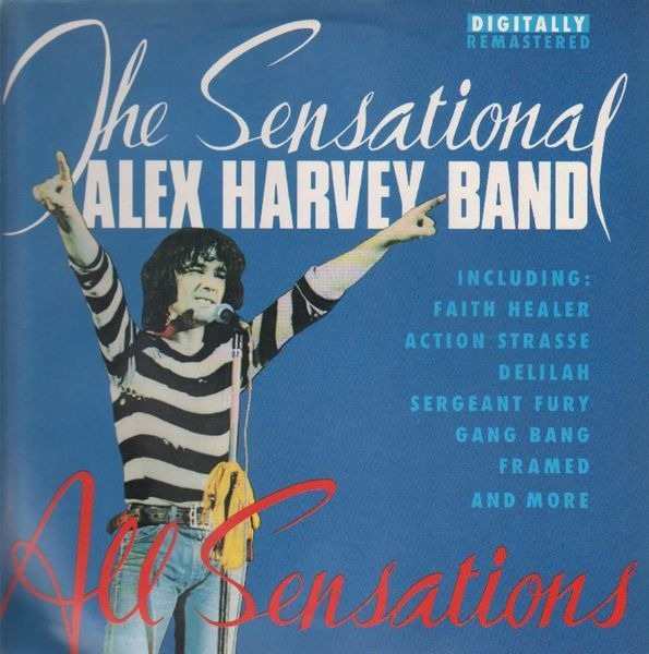 the sensational alex harvey band all sensations