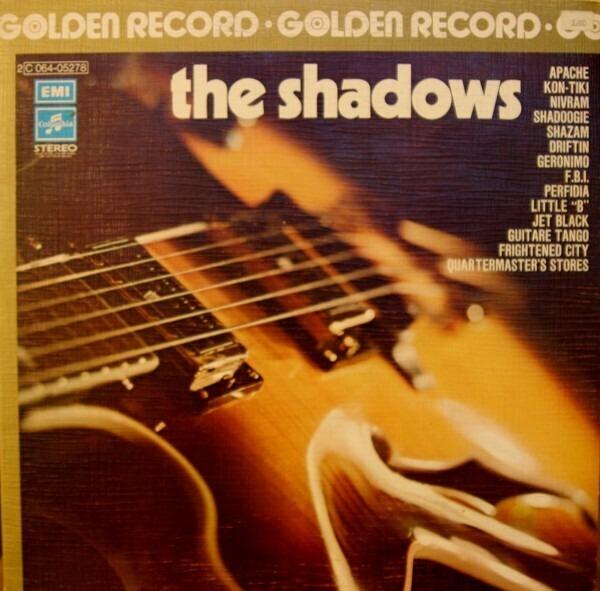 Shadows Golden Record Vinyl Records Lp Cd On Cdandlp