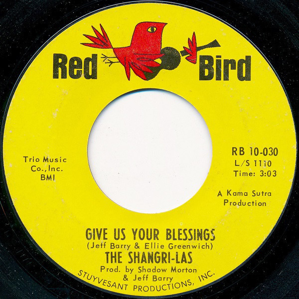 The Shangri-Las Give Us Your Blessings