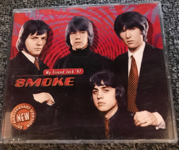 THE SMOKE - My Friend Jack '97 - CD single