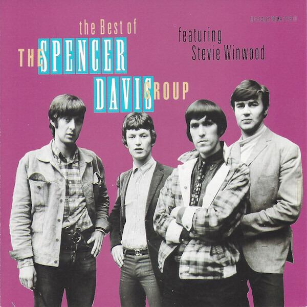 #<Artist:0x00007fd8ed8e0170> - The Best Of The Spencer Davis Group