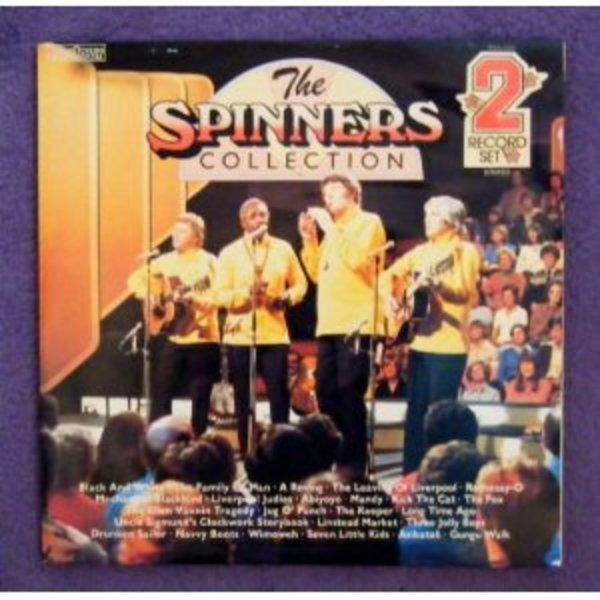 #<Artist:0x007f482b100f98> - The Spinners Collection