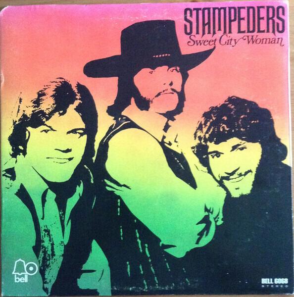 Sweet City Woman (gatefold) - Stampeders