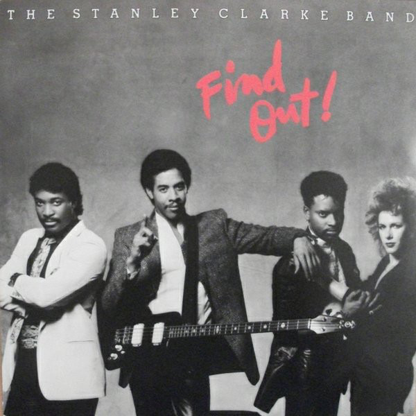 「STANLEY CLARKE / FIND OUT MOCCD13816」の画像検索結果