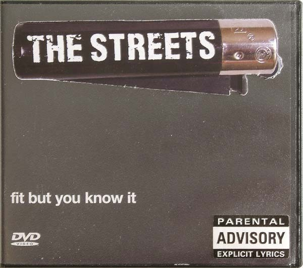 THE STREETS - Fit But You Know It - DVD