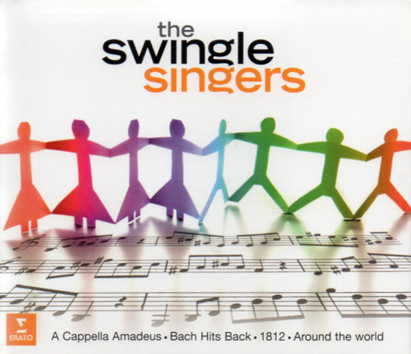 The Swingle Singers A Cappella Amadeus - Bach Hits Back - 1812 - Around The World