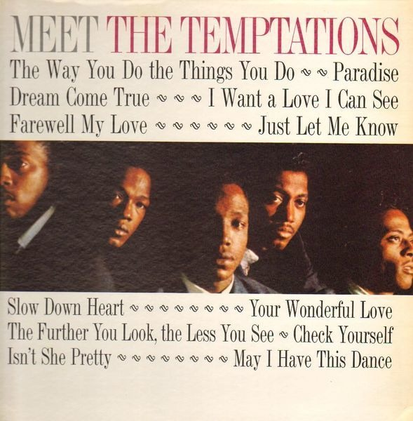 #<Artist:0x007f06f9233ed8> - Meet the Temptations