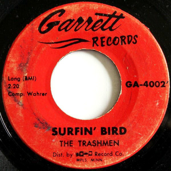 #<Artist:0x00007f51dc8319b0> - Surfin' Bird