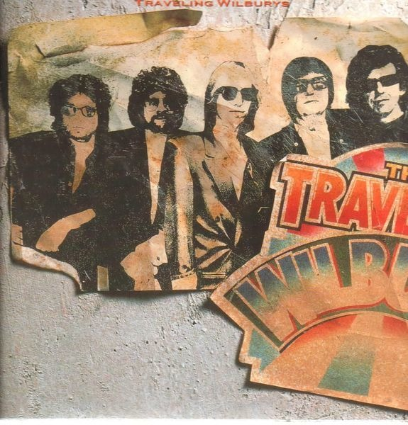 #<Artist:0x007f27602e59f8> - The Traveling Wilburys,Vol.1