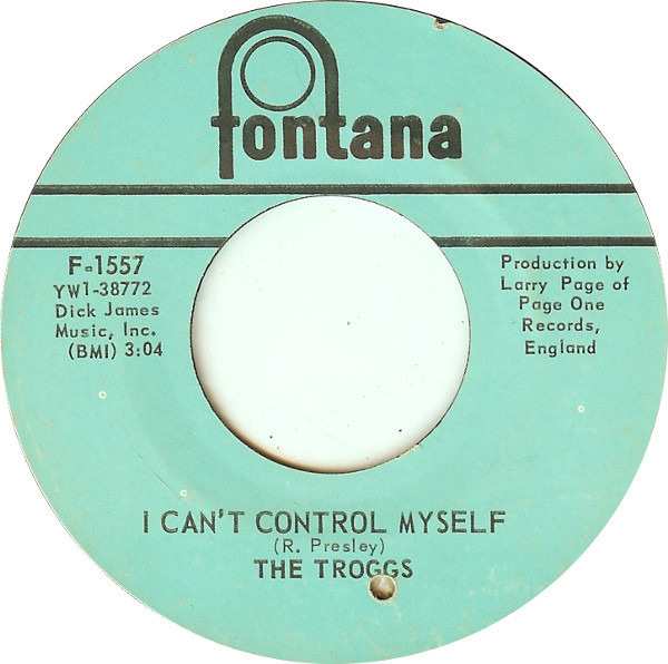 #<Artist:0x00007f30f72356e8> - I can't control myself / gonna make you