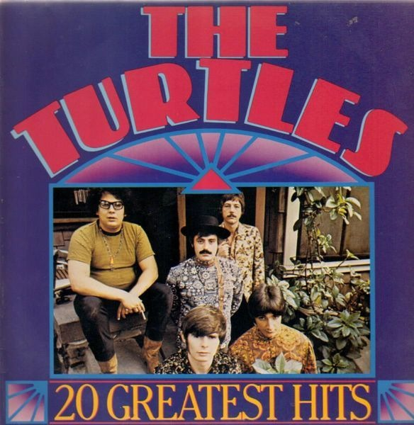 Turtles 20 Greatest Hits Records Lps Vinyl And Cds