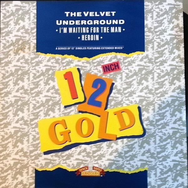 THE VELVET UNDERGROUND - I'm Waiting For The Man / Heroin - 12 inch x 1