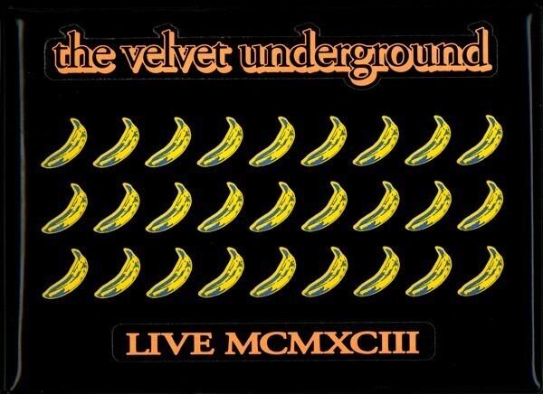 THE VELVET UNDERGROUND - Live MCMXCIII (LIMITED EDITION) - CD