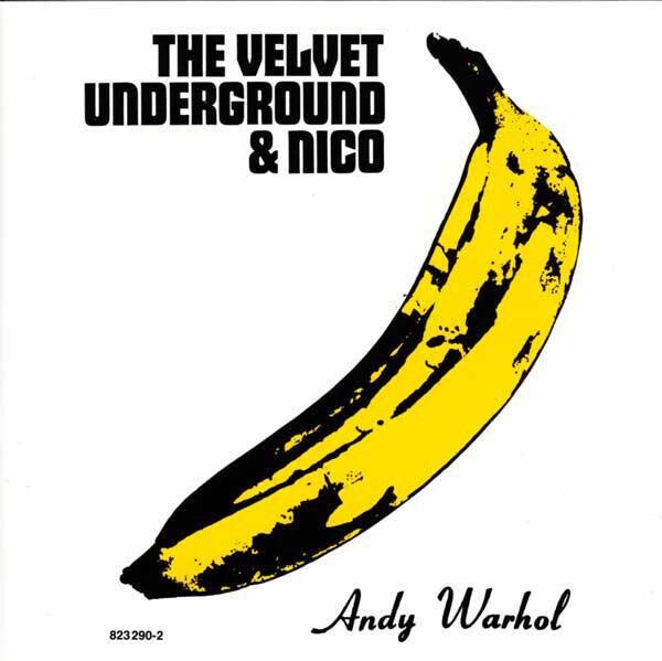 THE VELVET UNDERGROUND & NICO - The Velvet Underground & Nico - CD